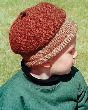 Knitting Pattern For Acorn Hat : ACORN HAT PATTERN   FREE Knitting PATTERNS