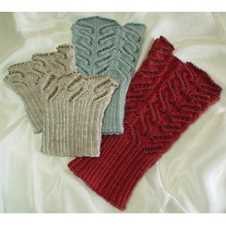 Free Knitting Patterns Wristlets