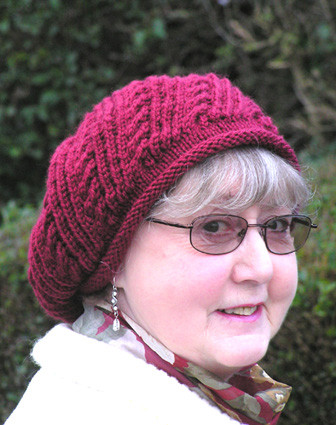 KNITTING PATTERN FOR A WOOLY HAT   KNITTING PATTERN