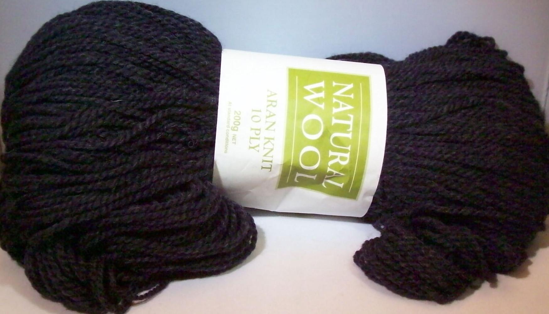 Naturally Natural Wool 10-ply Yarn