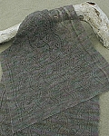 Fiber Trends The Baltic Sea Lace Stole