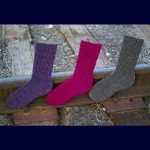 Fiber Trends Railroad Rib Socks