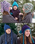 Fiber Trends Snowboarder Hats for Everyone