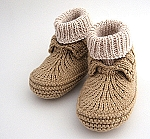 Bekah Knits Toddler Moc-a-Soc