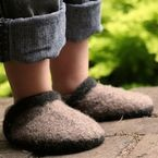 Bekah Knits Toddler Lazy Loafer