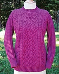 Big Sky Knitting Designs Dancing Ribbon Aran
