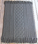 Big Sky Knitting Designs Fireside Afghan