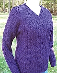 Big Sky Knitting Designs Grape Twist