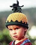 Fiber Trends Pineapple Pizzazz Hat