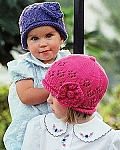Fiber Trends Child's Lace Cap