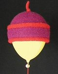 Fiber Trends Bright Chapeau Felt Hat (children and adult)