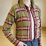 BackRoads Cardigan by Chris Bylsma Designs