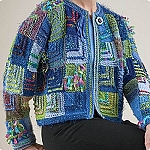 Crayon Box Jacket by Chris Bylsma Designs