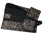 Clover Tapestry 9-inch Single Point Knitting Needle Case