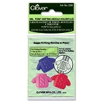 Clover Double Point Knitting Needle Holders
