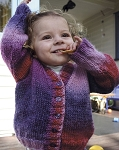 Naturally Children's Sweater, Cardigan, and Vest