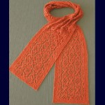 Fiber Trends Estonian Medallion Scarf