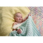 Fiber Trends Easy Crocheted Baby Blankets