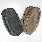 Fiber Trends Suede Slipper Soles