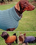 Fiber Trends Dandy Dog Sweaters