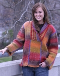 Fiber Trends Country Weekend Pullover