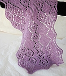 HeartStrings Links of Diamonds Scarf