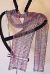 HeartStrings Cat's Cradle Long-Ways Scarf