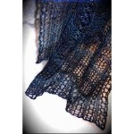 HeartStrings Crest of the Wave Lace Scarf