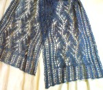 HeartStrings Lead or Follow Lace Scarf