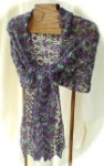 HeartStrings Scotch Thistle Lace Stole