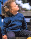 Naturally Child's Guernsey Pullover