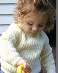 Naturally Child's Raglan Pullover