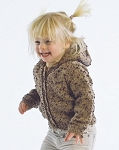 Naturally Children's Hooded Cardigan