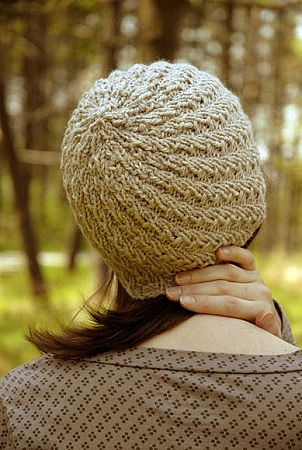 Crochet Hat Pattern Spiral Rib : Kate Jackson Knits Spiral Rib Hat