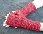 Kira K Designs Ridged Mitts