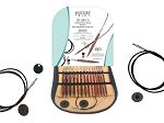 Knitter's Pride Cubics Deluxe Interchangeable Knitting Needle Set