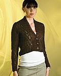 Naturally Short Lace Jacket