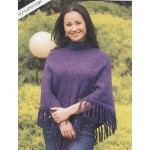 Naturally Poncho in 8ply & 10ply