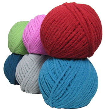 Worsted Weight Yarn : Home > Yarn > By Weight > Worsted > PolarKnit Worsted Weight Yarn