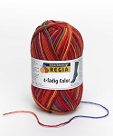 Regia 4-Ply Color Sock Yarn
