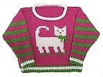 Roo Designs Cat Pullover