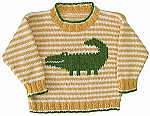 Roo Designs Gator Pullover