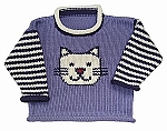 Roo Designs Kitty Pullover