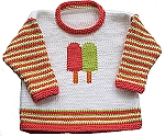 Roo Designs Popsicle Pullover