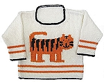 Roo Designs Tiger Pullover