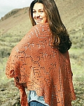 Fiber Trends The Southwest Lace Shawl