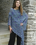 Fiber Trends Bella Lace Poncho
