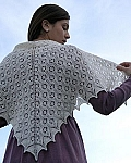 Fiber Trends Angel Lace Shawl