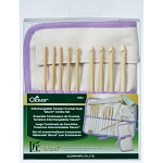Clover Interchangeable Tunisian Crochet Hook Takumi Combo Set