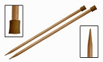 Knitter's Pride Basix Jumbo Single Point Knitting Needles